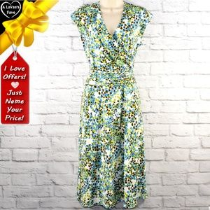Kasper Pebble Pattern Dress ~0d06p1r